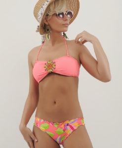 Costume de baie cu brosa Dora Roz