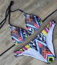 Costume de baie cu imprimeuri tribale Hera 1