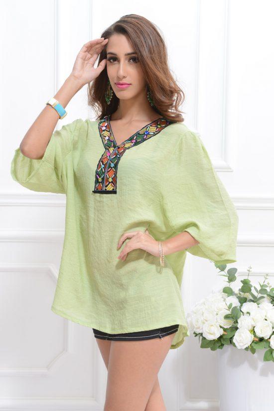 bluza de plaja