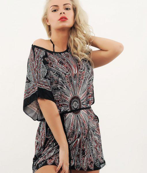 rochita de plaja neagra cayman 1
