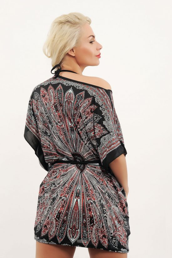 rochita de plaja neagra cayman