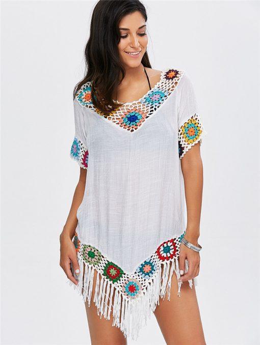 rochita de plaja handmade rodos