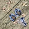 Costume de baie cu imprimeu sarpe Bora