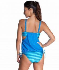 Costum de baie tankini Kenya Albastru 2021